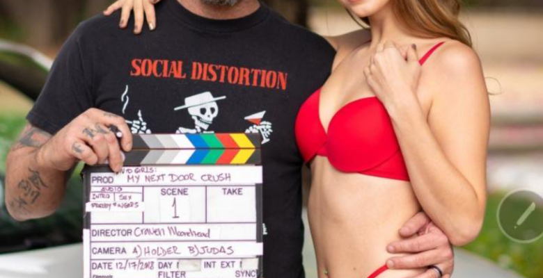 Jill Kassidy Shot Her 1st Vivid Scene