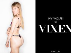 The December @Vixen Angel of the month is Ivy Wolfe