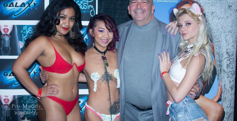 Adult Entertainment Expo - AVN Show Las Vegas 2019