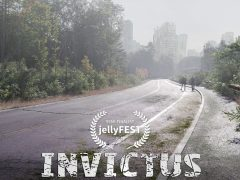 The movie, which is a political thriller was also recently selected as a semi-finalist (in the live action category) at the Jelly Film Festival. -- INVICTUS