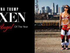 The @Vixen Angel of the Year is Teanna Trump