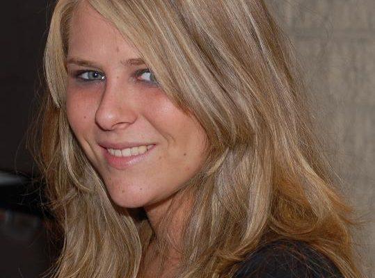 Porn Star Megan Reece in 2007