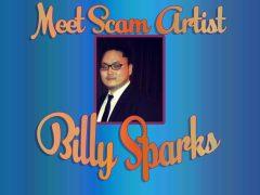 Meet Scammer Billy Parks