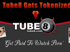 Tube8 Goes Live with Vision Industry Token #VIT