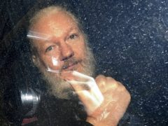 A Bad Day for Press Freedom: Wikileaks co-founder Julian Assange Dragged Out of Ecuadorian Embassy