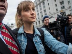 Smallville Star Allison Mack Pleads Guilty to Racketeering in NXIVM Sex-Slave Cult Case