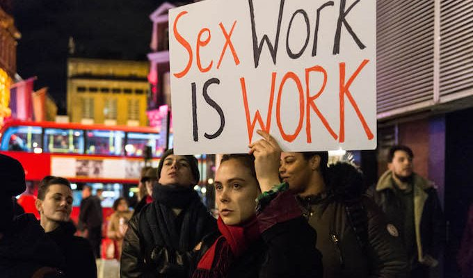 Op/Ed: Reform sex work laws to protect sex workers