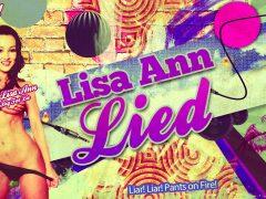 Lisa Ann caught in a lie about Derek Hay of LA Direct Models