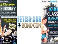Fetish Con Announces 2019 Seminar, Workshop Schedule