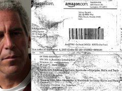 Amazon.com Receipt Showcases Jeffrey Epstein's Sex-Slave Obsession