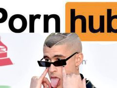 Bad Bunny to Perform at 2nd Annual Pornhub Awards in Los Angeles