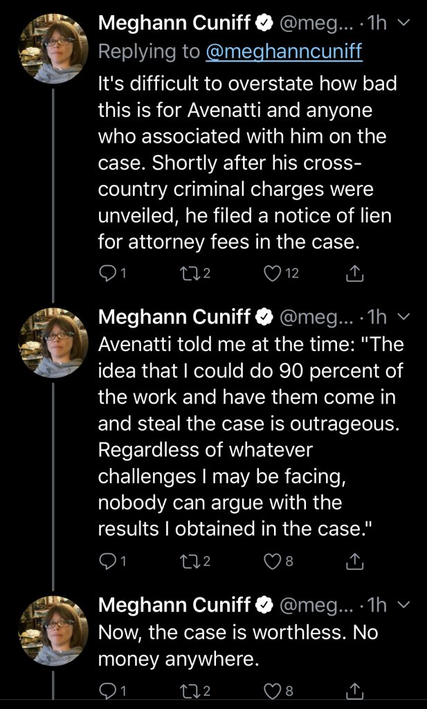 'A Disaster for Avenatti' as 9th Circuit Overturns His Huge Win Against Kimberly-Clark